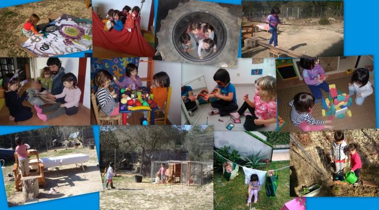 Collage proyecto Tribu